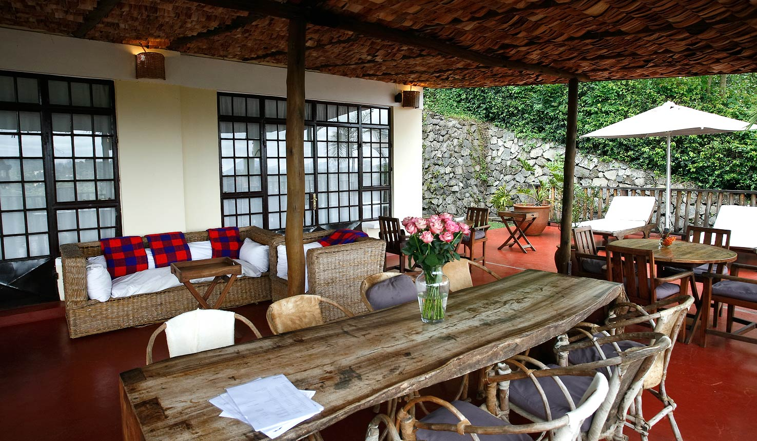Onsea House Arusha Northern Tanzania Boutique Hotel