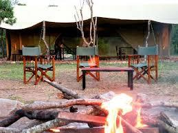 bush lodge fire place