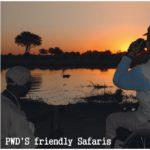Escorted PWD'S friendly safaris