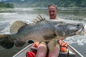 Fishing in Murchison Falls National Park - Uganda Safari