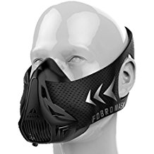 High Altitude Simulator Training Mask