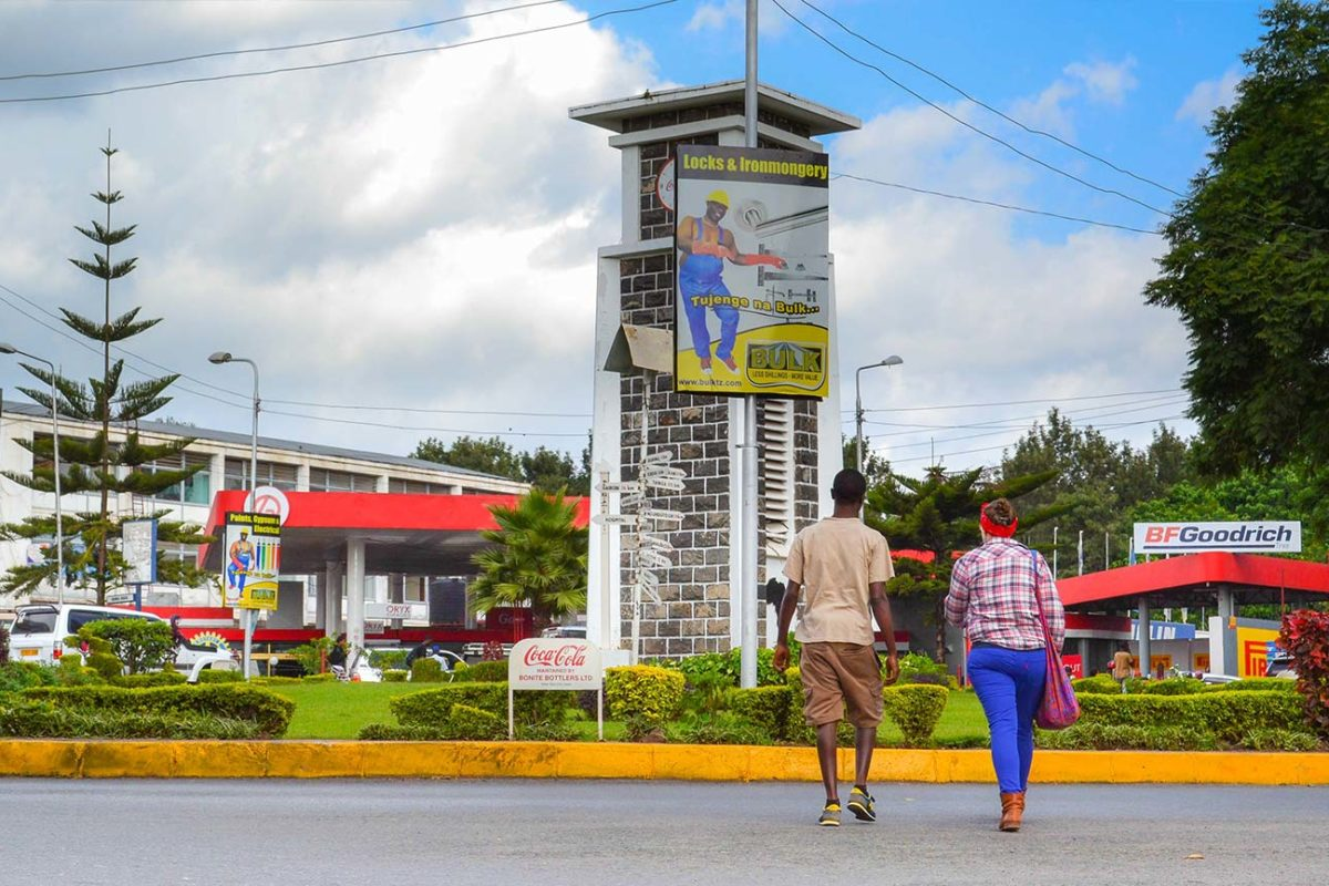 Arusha Town Guided Tour
