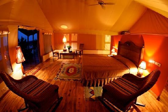 Mweya Safari Lodge - Luxury Tents