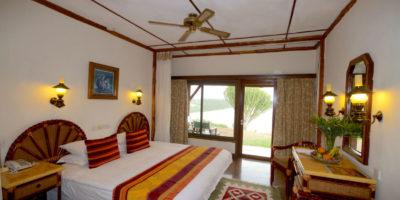 Mweya Safari Lodge Standard Double Room