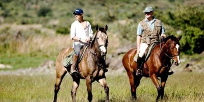 Horseback Kenya safari