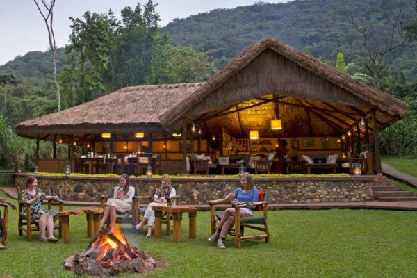 Sanctuary Gorilla Forest camp - Buhoma sector - Bwindi Forest - Uganda