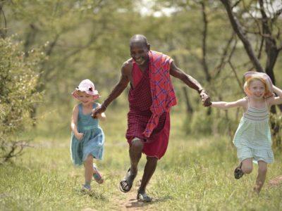 Safari Holidays With Kids